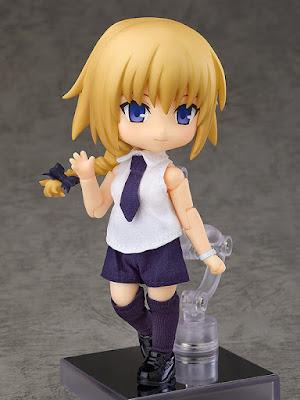 Figuras: Adorable Nendoroid Dol de Ruler Casual Ver. de Fate / Apocrypha - Good Smile Company