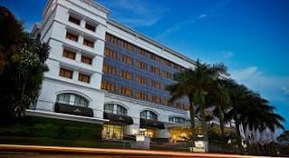 Menginap dengan keluarga di Hotel Papandayan Bandung