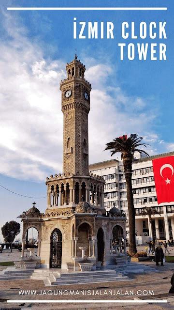 İzmir Clock Tower (İzmir Saat Kulesi)