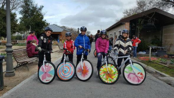 Cesión de bicis de REALE a STARS