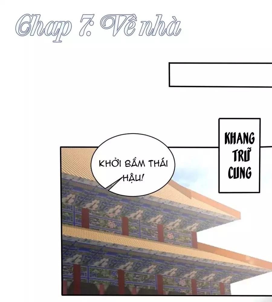 Vương Phi Thông Linh Chapter 7 - Trang 1
