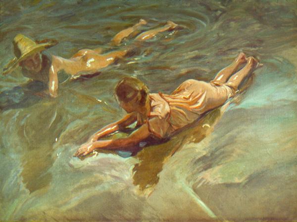Pinturas impresionistas modernistas y neoimpresionistas - Galeria de arte sorolla ...