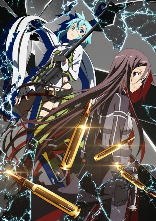 Sword Art Online II 24/24 (HD)(MEGA)