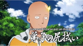 One Punch Man 2nd Season Capítulo 12 Sub Español HD