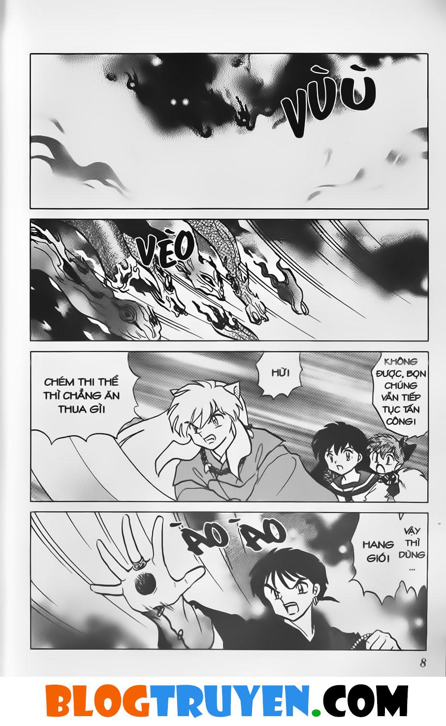 Inuyasha vol 36.1 trang 6