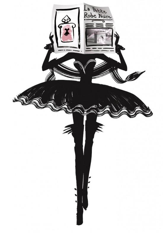 Ecran La Noire Fond Petite Robe nmOv0yN8w
