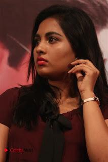 Actress Srusthi Dange Pictures at Dharmadurai Pressmeet 0001