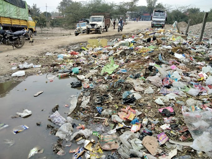 National Green Tribunal took a notice of spreading of Foulness at Sultanpur lodhi.