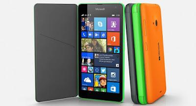mircosoft lumia 540