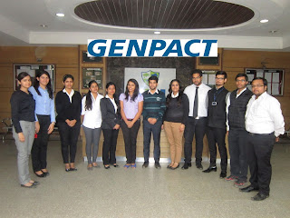Genpact Walkin Drive for Freshers On 01st & 02nd Dec 2016