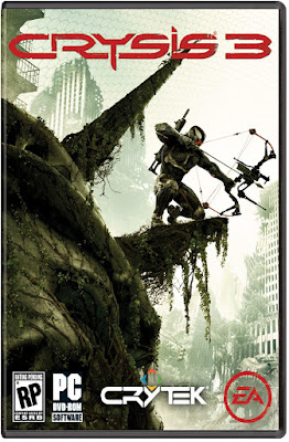 Crysis 3 New Game Dvd Cover in HD Form