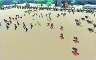 Game Accurate Battle Simulation Android