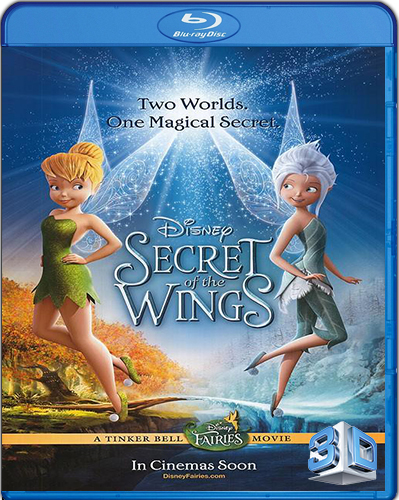 Tinker Bell: Secret of the Wings [2012] [BD50] [3D] [Latino]