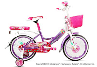16 Inch Pacific Lisella Kids Bike