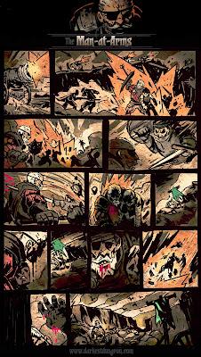 Darkest Dungeon Presents #3 - The Man-at-Arms