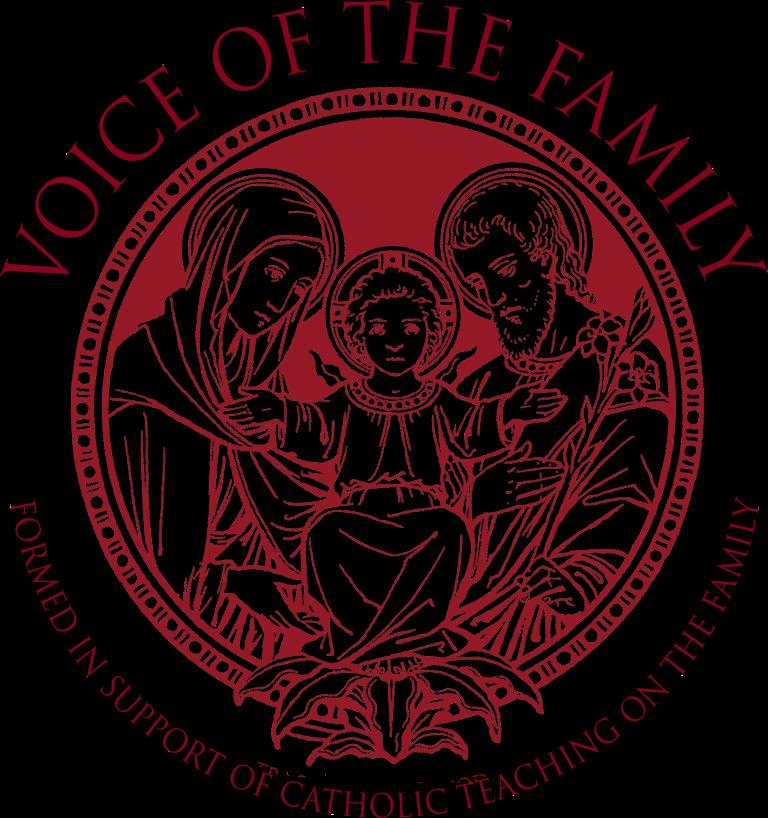 """DERNIÈRE HEURE : « """"Amoris Laetitia"""" : Le Pape François tend la main aux divorcés-remariés » ! Voice-of-the-Family-logo--768x818"""