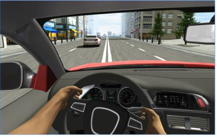 Game Racing Offline Android: Racing in Car Mod Apk