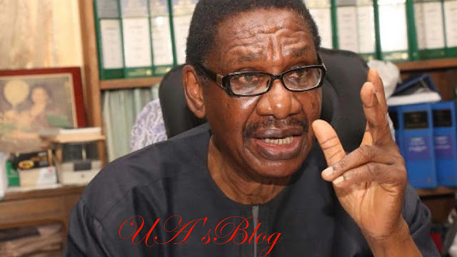 2019: Sagay speaks on Osinbajo coming back as Buhari's running mate