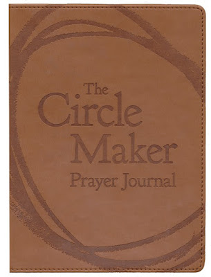 The Circle of Prayer Journal on Daily Favor Blog