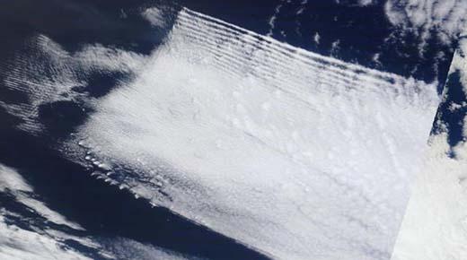 Imágenes de satélite de la NASA demuestran que nuestro clima es manipulado