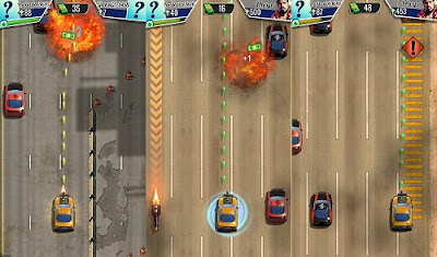 Game - Fastlane: Roda to revenge