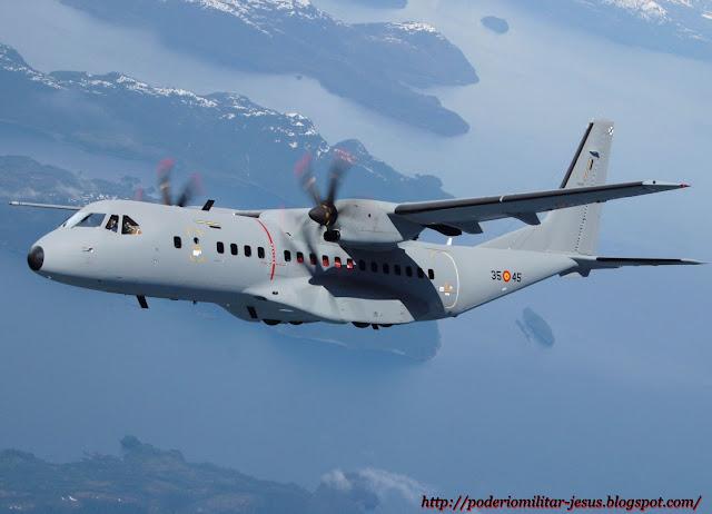 Colombia - CASA C-295 y C235 (Aviónes de transporte táctico medio España) - Página 3 C-295