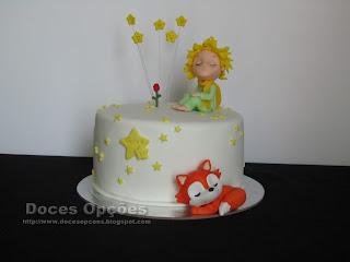 Le Petit Prince gâteau