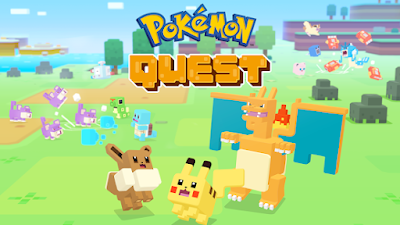 pokemon quest Best Latest High Graphics Games To Download