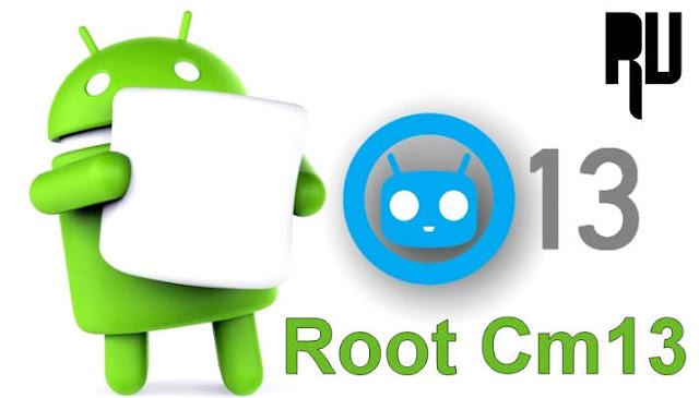 root-cm13-custom-roms