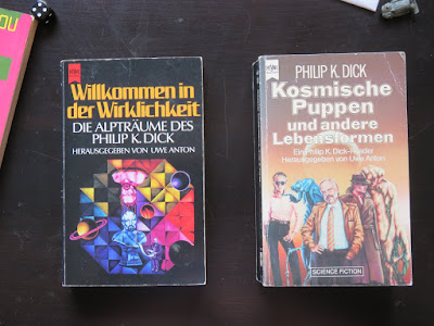 Philip K. Dick herausgegeben von Uwe Anton