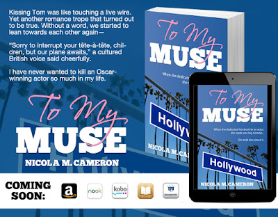 New Release - To My Muse - by Nicola M. Cameron @YesItsNicolaC #RomanticComedy