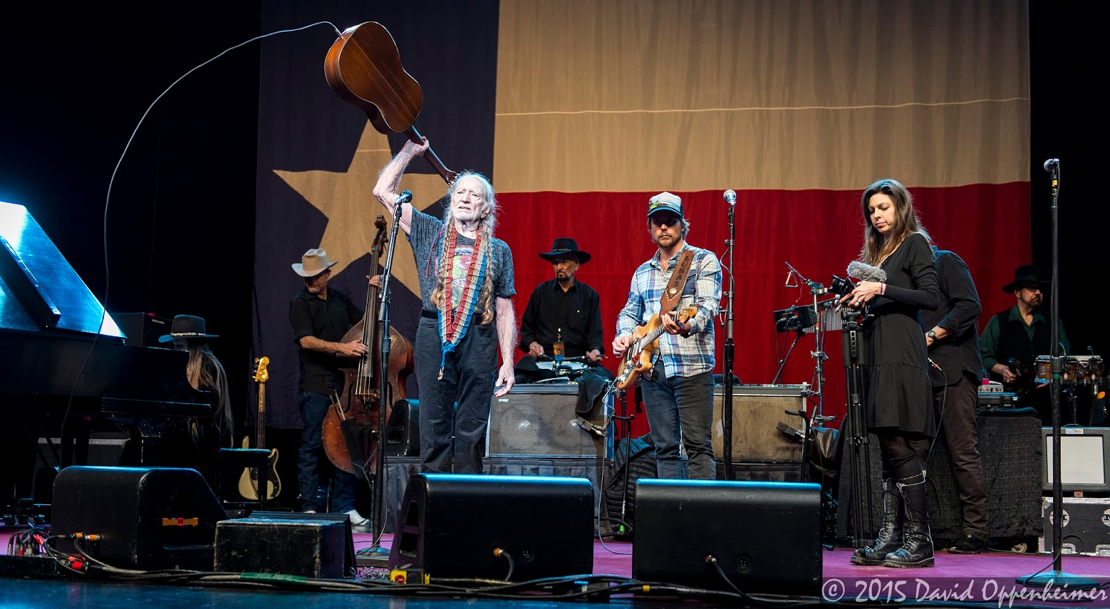Willie Nelson and Family