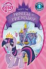 My Little Pony Meet the Princess of Friendship Books