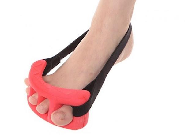 نقّالة أصابع القدم