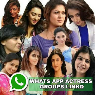 Actress whatsapp group invite links