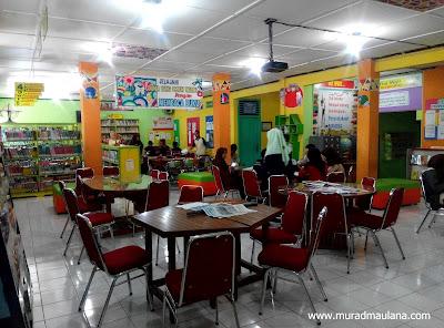 Perpustakaan MAN Yogyakarta III