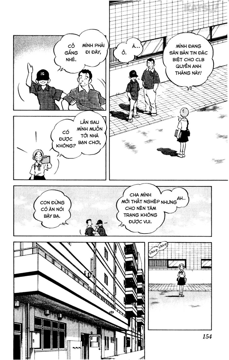Katsu! chương 027: mizutani sẽ không thua đâu! trang 8