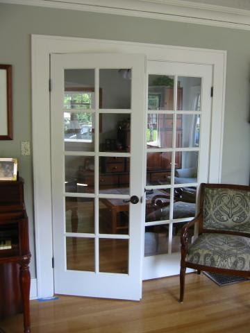 Sunroom Blinds Glass Doors