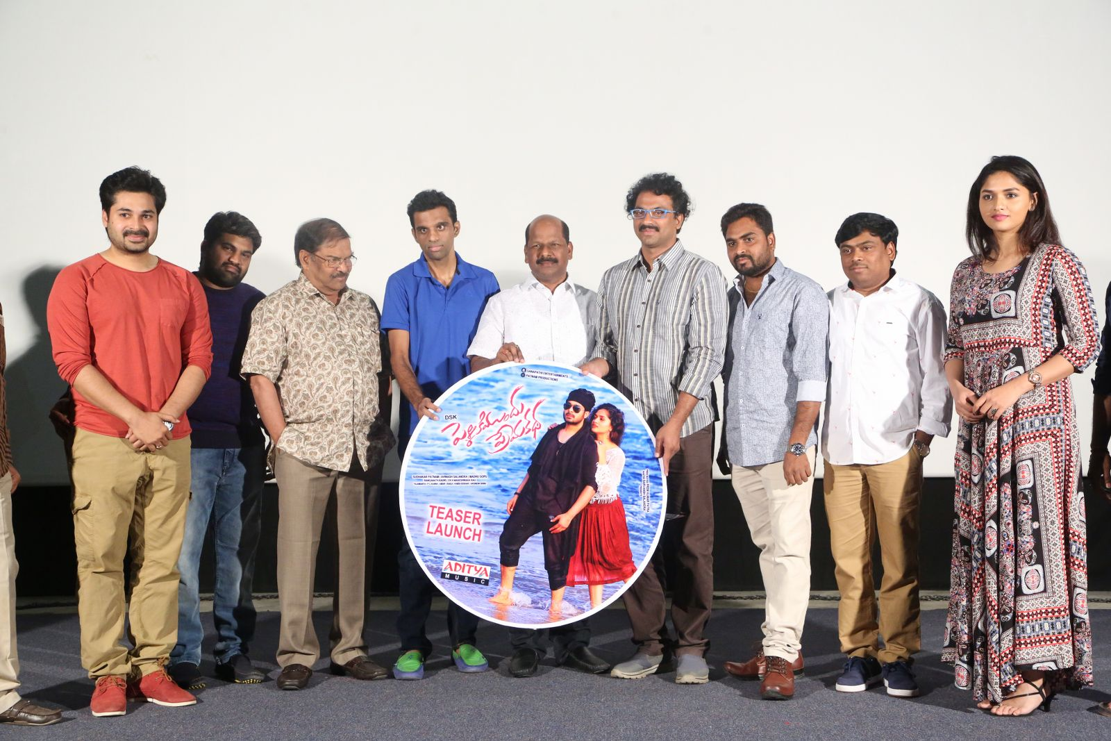 Pellikimundu Premakatha music launch photos-HQ-Photo-4
