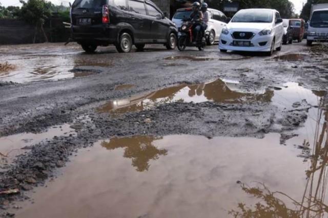 Warga Senang, Ruas Jalan Padalarang-Purwakarta Segera Diperbaiki