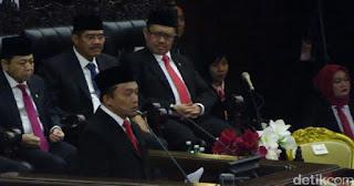 HEBOH! Doa untuk Presiden Jokowi Saat Sidang Tahunan MPR, Begini Kutipan Selengkapnya