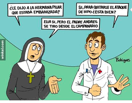 Humor Clerical
