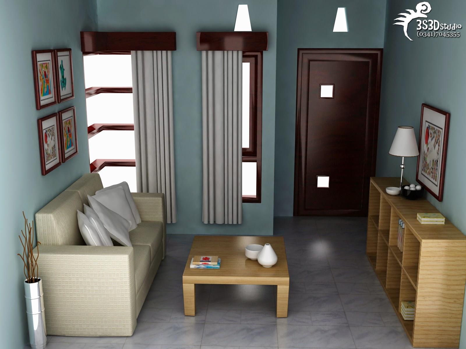 Rumah Minimalis Sederhana Type 21/60 | Rumah Minimalis ...