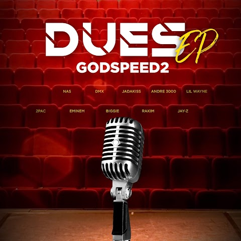 """""""Dues"""" // Godspeed2 channels classic hiphop with new 6-track EP"""