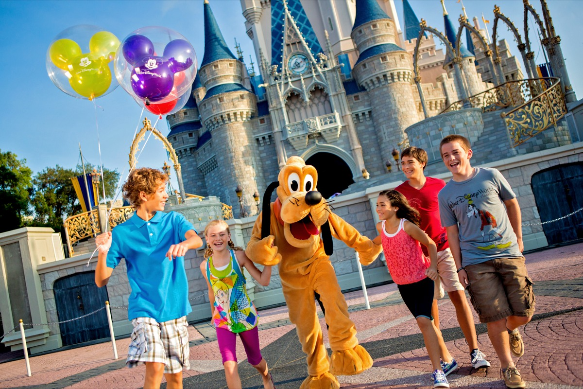 Walt Disney World Resort Tickets Travel Deals 2020