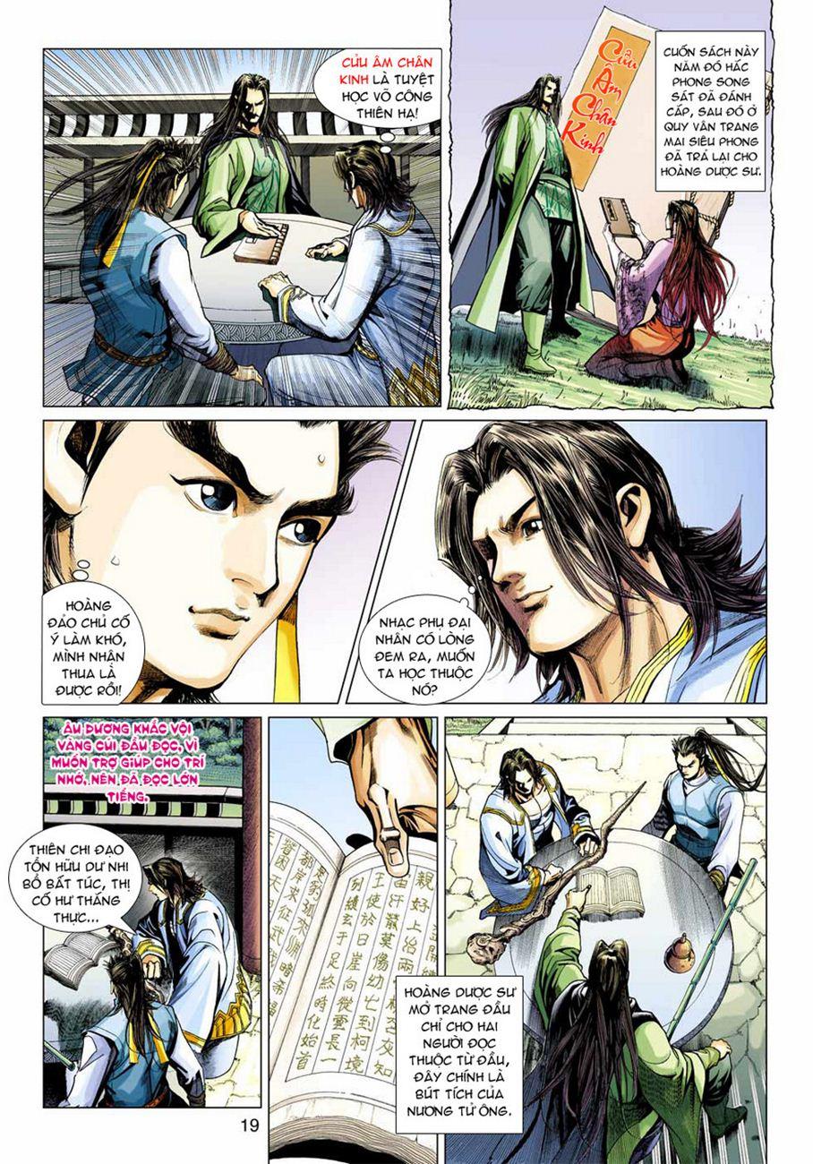 Anh Hùng Xạ Điêu anh hùng xạ đêu chap 47 trang 19