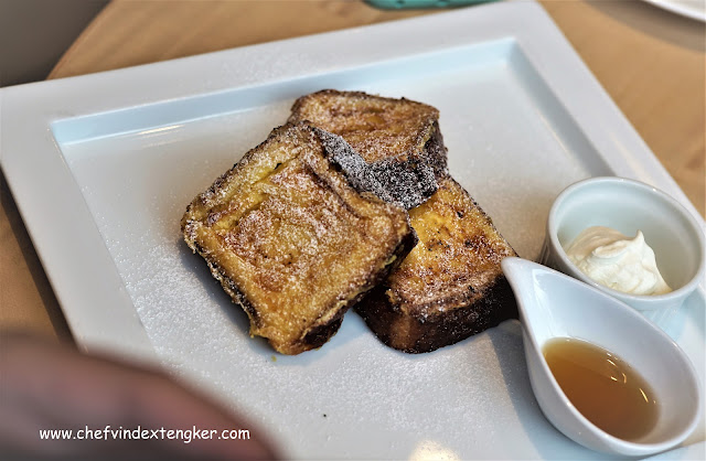 FRENCH TOAST, vindex tengker