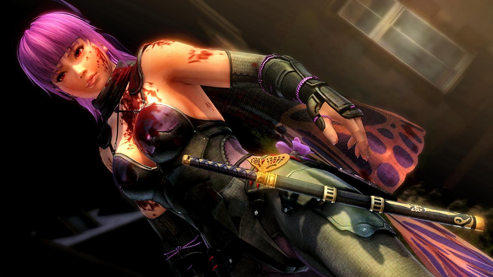 Hd Ninja Gaiden 3 Razor S Edge 7