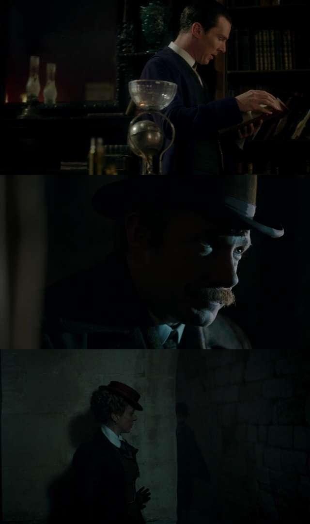Sherlock: La novia abominable (2016) HD 1080p y 720p Latino