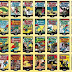 Todos as 1000 ACTION COMICS cobrem um cartaz do 80º Aniversário de Superman
